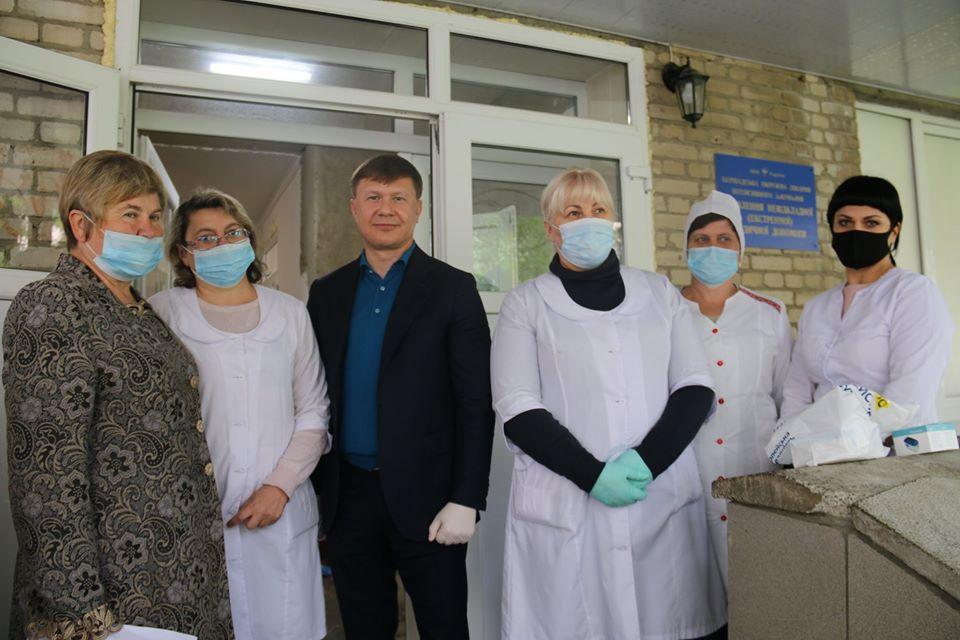 Райони Вінниччини отримали чергову партію допомоги від Фонду Порошенка
