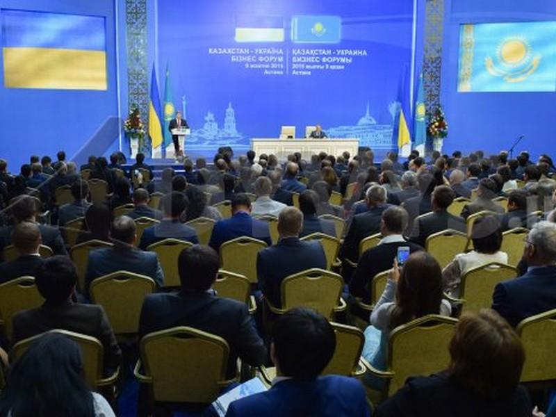 Руслан Демчак: «Україна може допомогти Казахстану торгувати в європейській зоні вільної торгівлі»