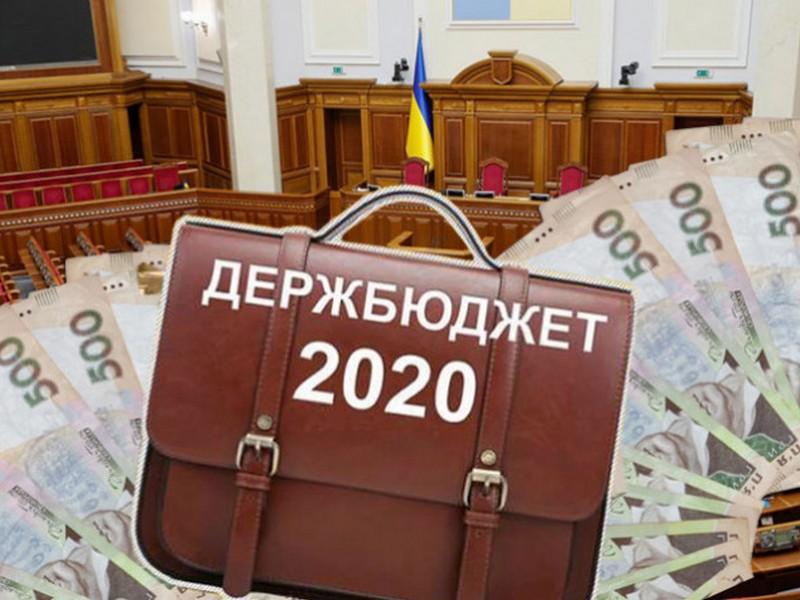 Руслан Демчак про Держбюджет 2020