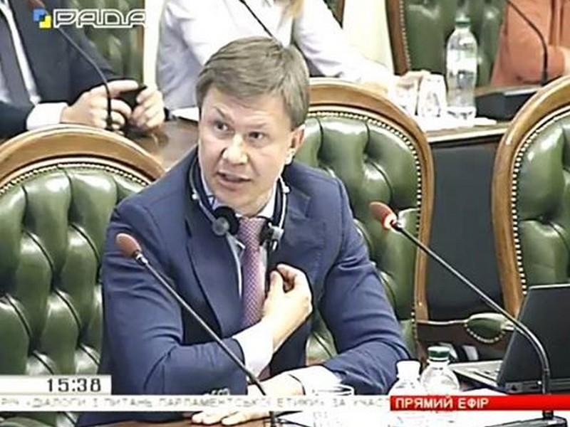 Руслан Демчак: Етика поведінки в Парламенті – це фактично зріз нашого суспільства