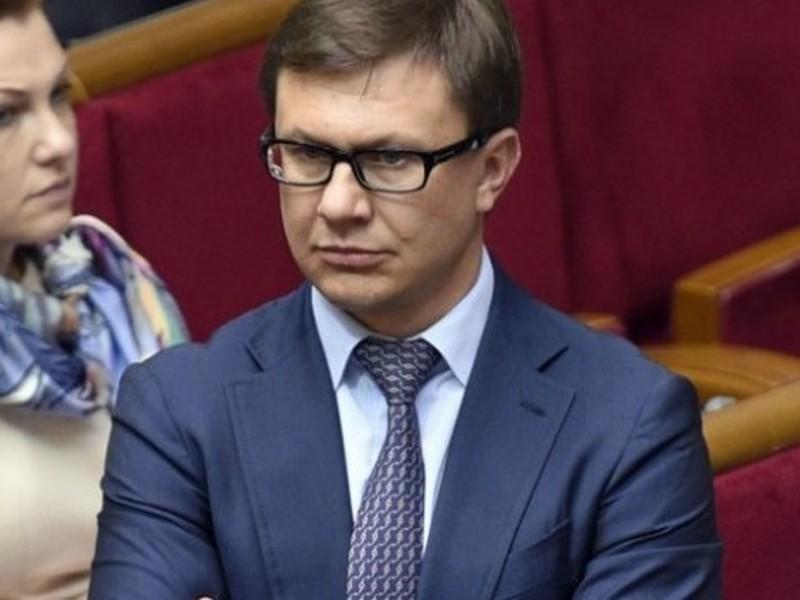 Демчак: Законопроект №4021а направлений на практичну реалізацію положень Закону України «Про фінансову реструктуризацію»