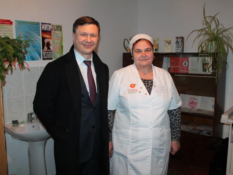 Питання віднесення Іллінецького району до Вінницького госпітального округу – вирішено