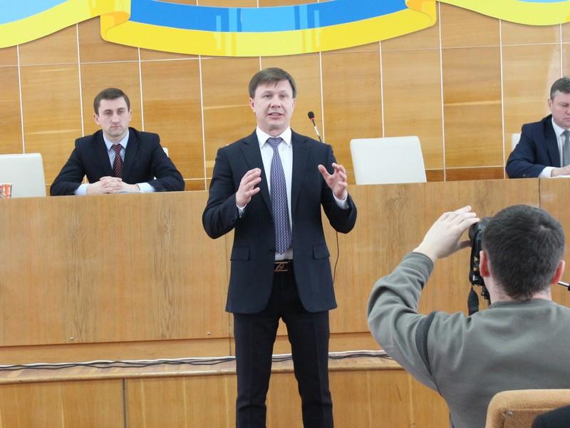Руслан Демчак: «Громади, які почнуть процес об'єднання сьогодні – до квітня зможуть його завершити»
