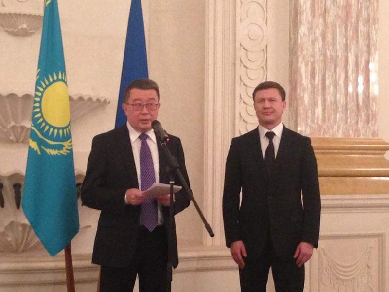 Руслан Демчак: Для Украины важно чтобы Казахстан был сильным и независимым
