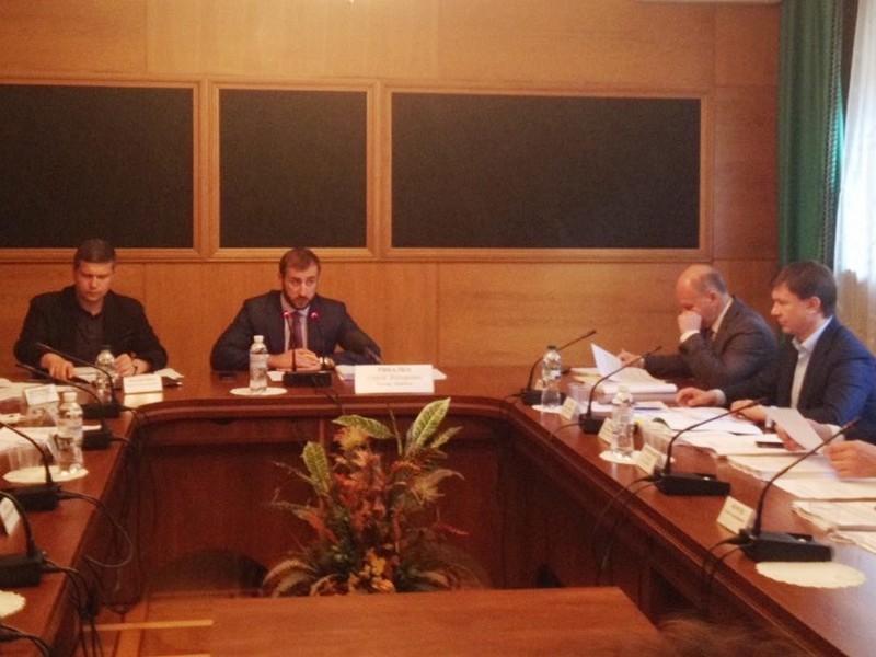 Законопроект «Про фінансову реструктуризацію» найближчим часом винесуть на розгляд депутатів ВР – Демчак