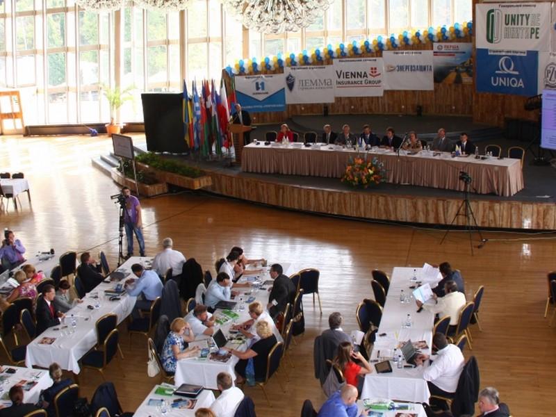 Руслан Демчак взяв участь у XVI Міжнародному фінансовому форумі (Одеса)